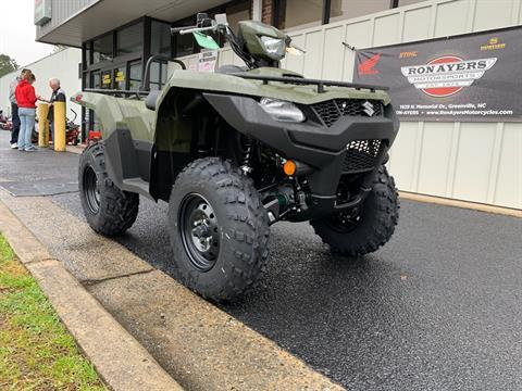 2019 Suzuki KingQuad 500AXi in Greenville, North Carolina - Photo 3
