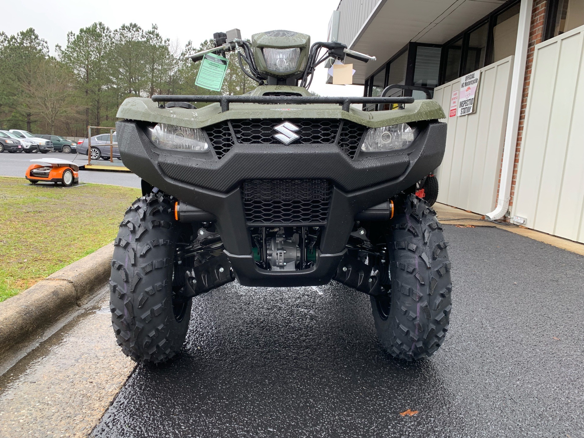 2019 Suzuki KingQuad 500AXi in Greenville, North Carolina - Photo 4
