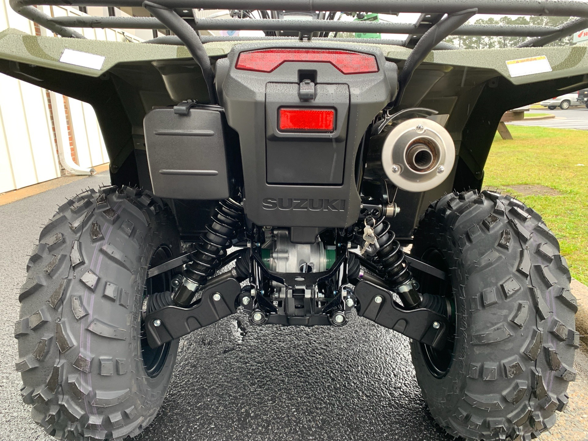 2019 Suzuki KingQuad 500AXi in Greenville, North Carolina - Photo 9