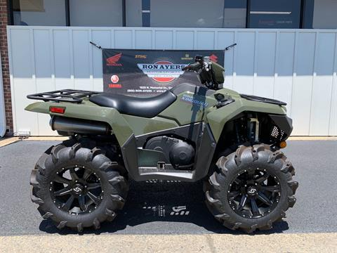 2019 Suzuki KingQuad 500AXi in Greenville, North Carolina