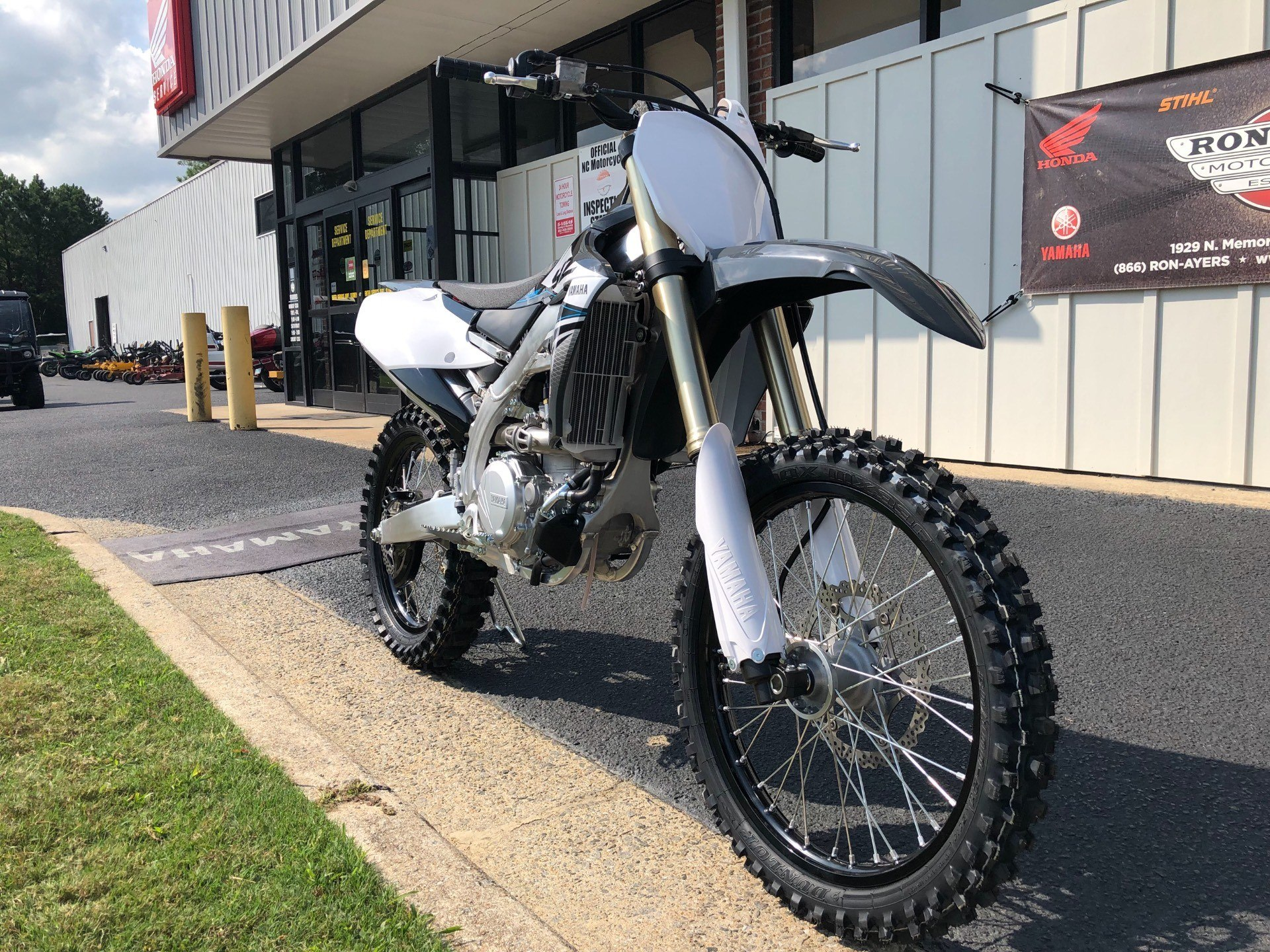 2020 Yamaha YZ450F in Greenville, North Carolina - Photo 3