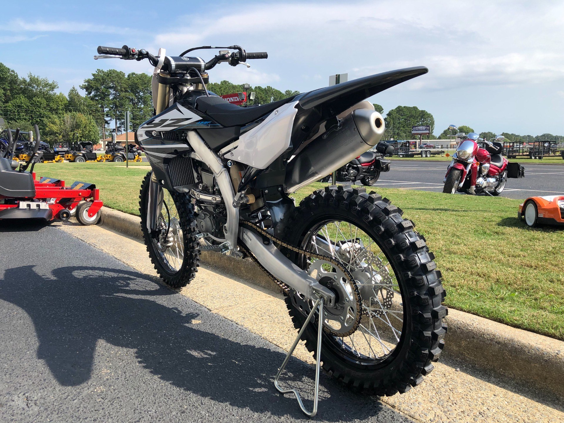 2020 Yamaha YZ450F in Greenville, North Carolina - Photo 9