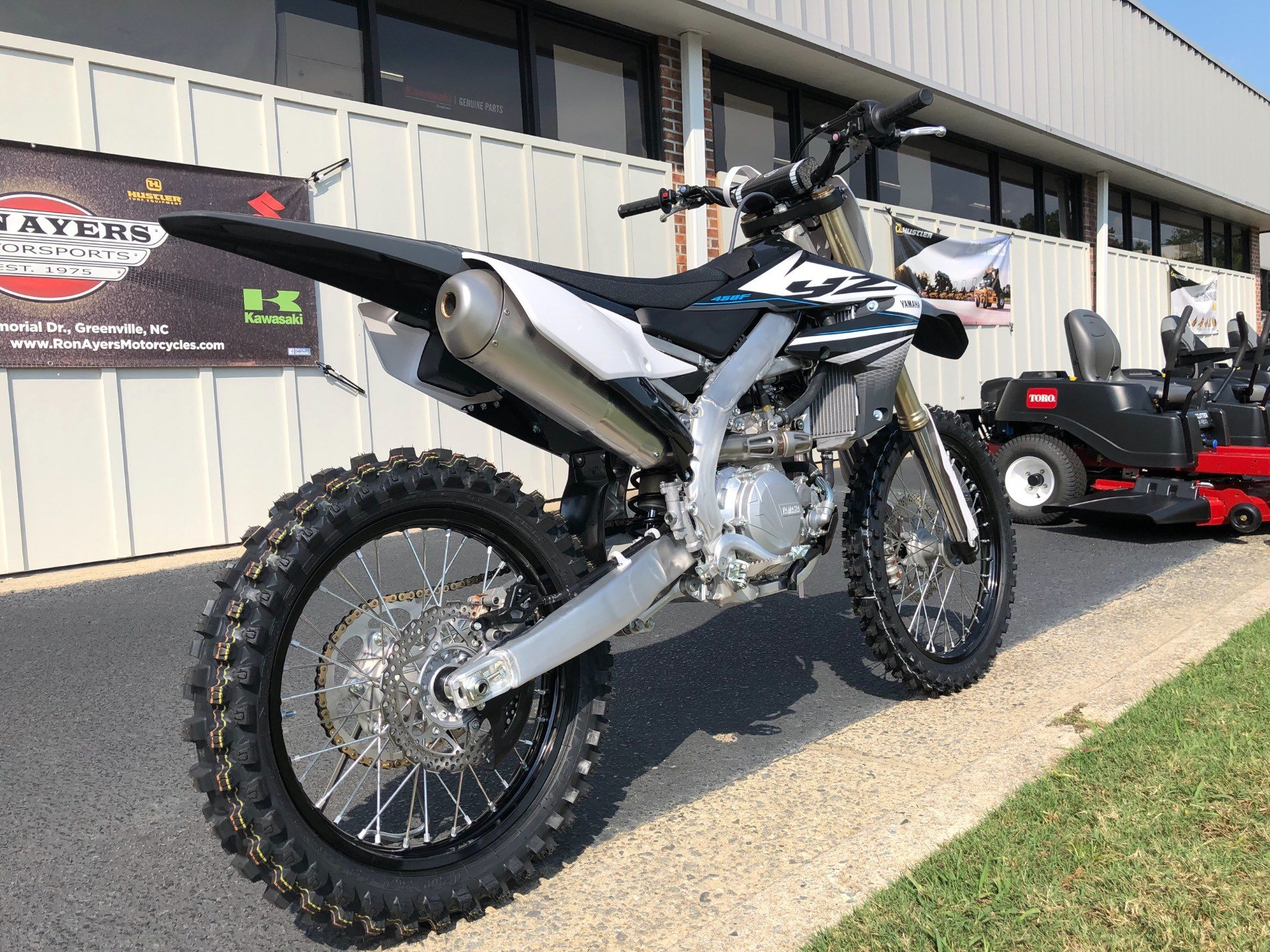 2020 Yamaha YZ450F in Greenville, North Carolina - Photo 11