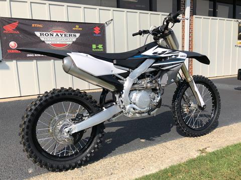 2020 Yamaha YZ450F in Greenville, North Carolina - Photo 12