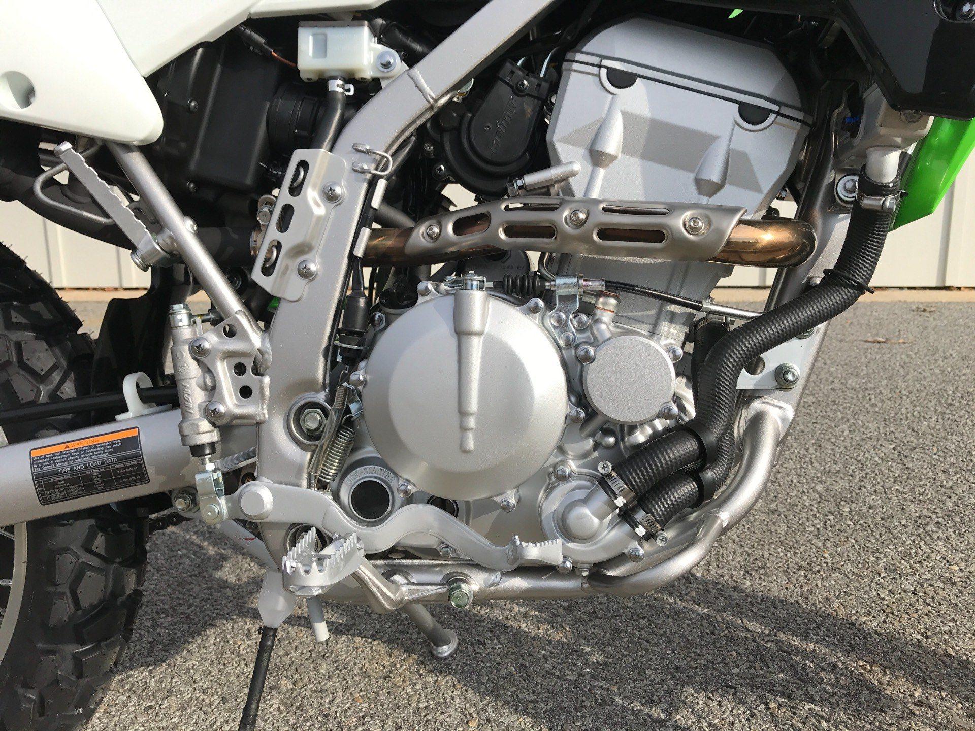 New 2018 Kawasaki Klx 250 Motorcycles In Greenville Nc Stock Wiring Harness North Carolina