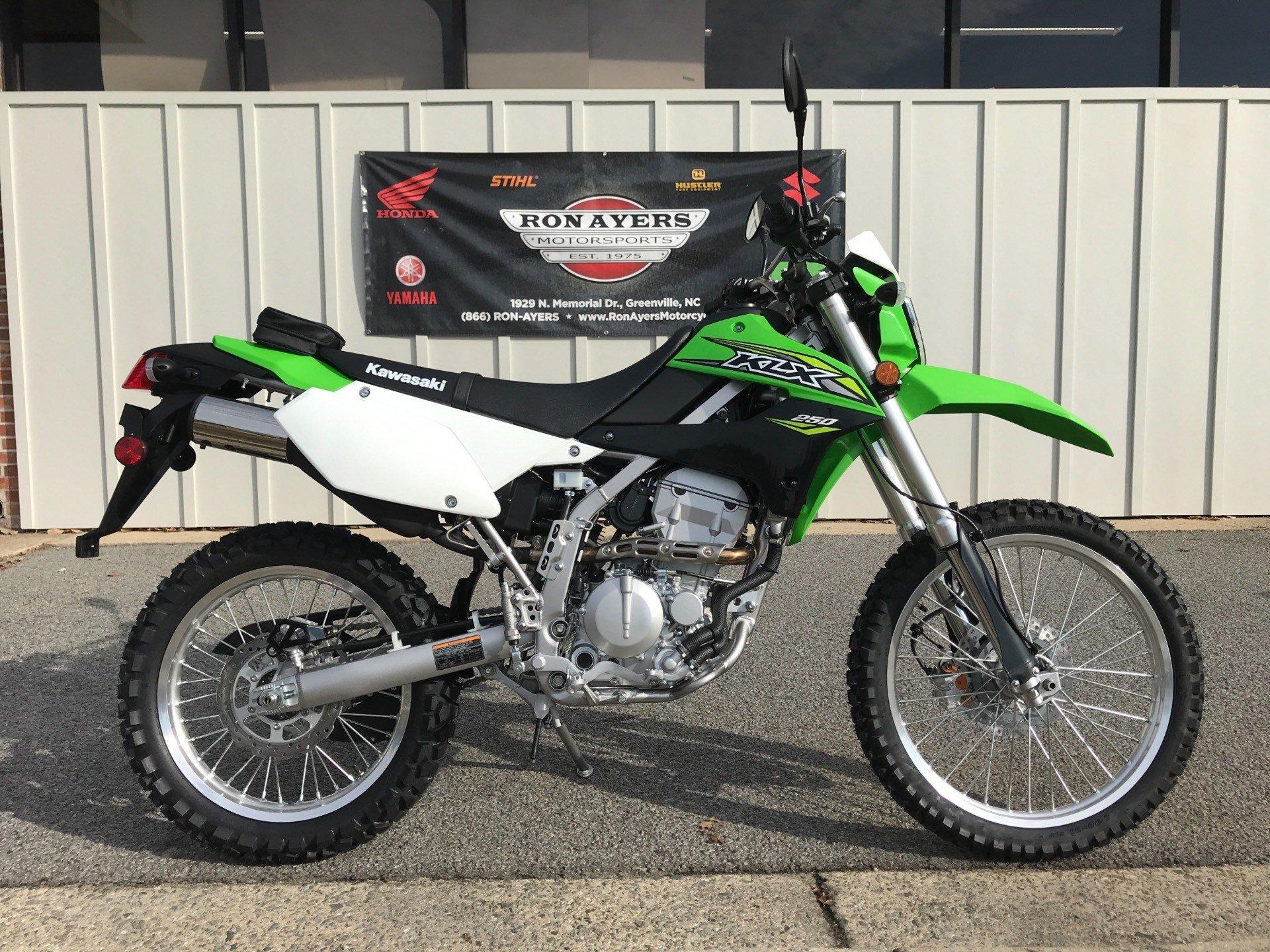 Kawasaki Klxs Value