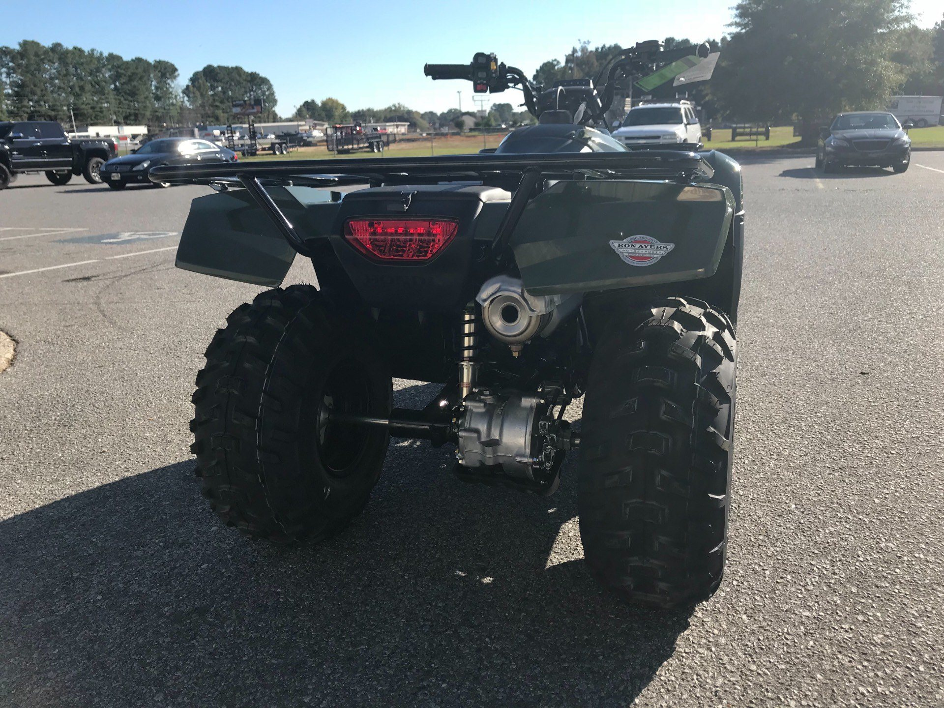 2018 Honda FourTrax Recon ES in Greenville, North Carolina - Photo 9