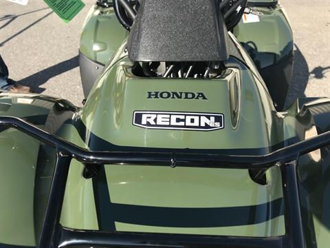 2018 Honda FourTrax Recon ES in Greenville, North Carolina - Photo 10