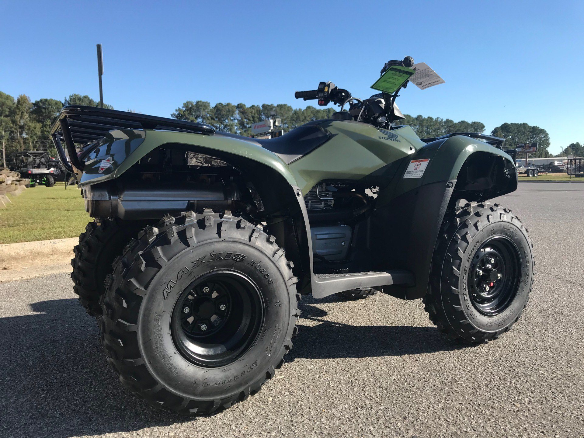 2018 Honda FourTrax Recon ES in Greenville, North Carolina - Photo 13