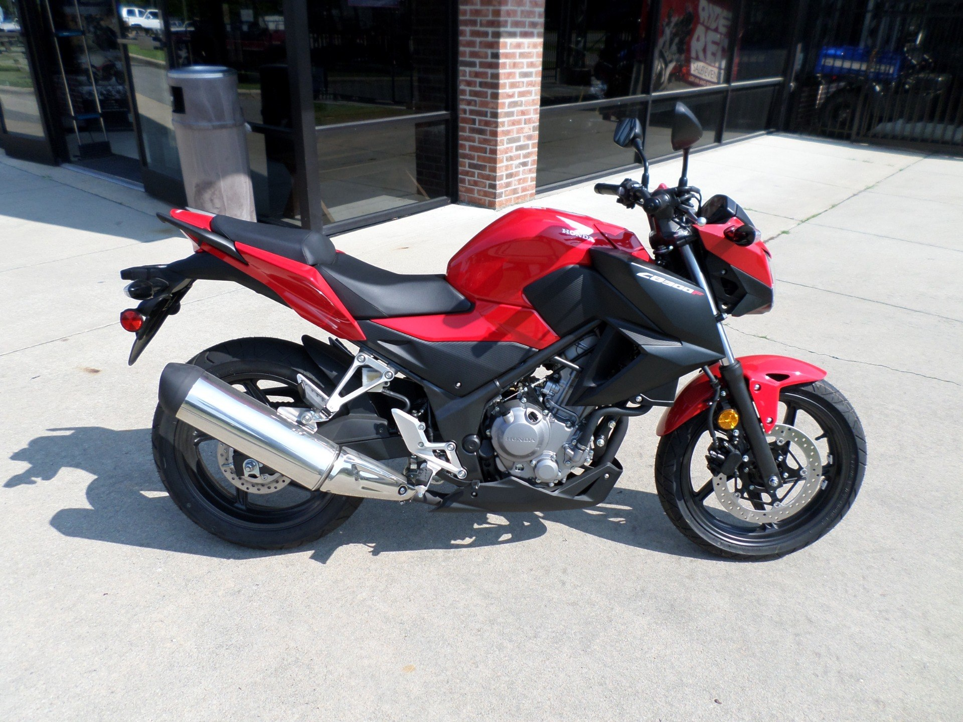 Scooters For Sale Greenville Nc >> 2015 Honda CB300F For Sale Greenville, NC : 8883