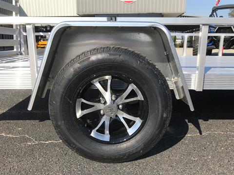 2021 Sport Haven 6 x 12 3.5k axle in Greenville, North Carolina - Photo 4
