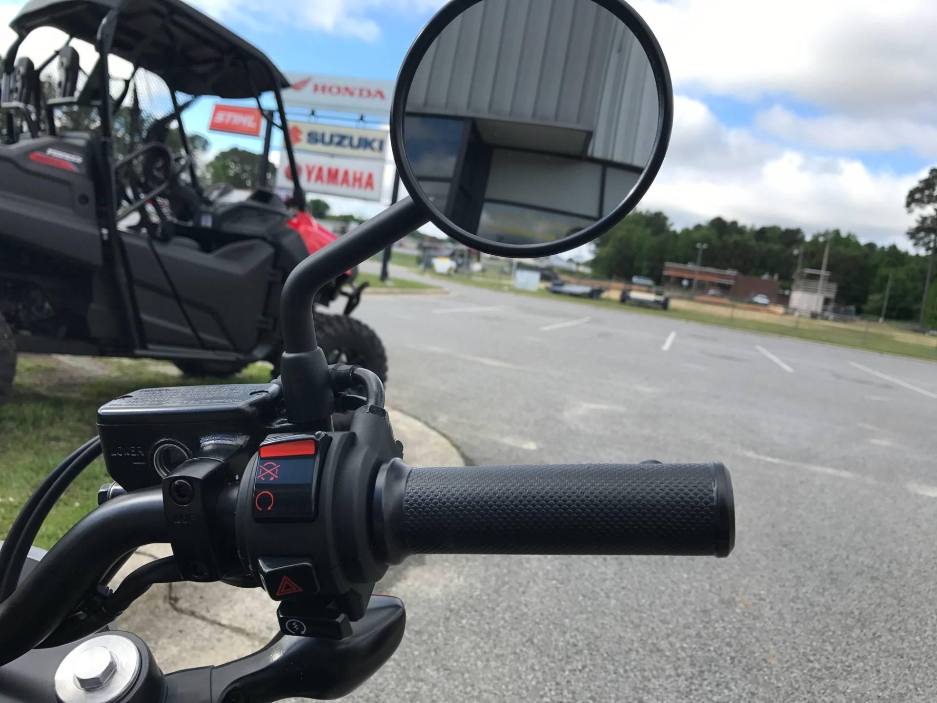 2017 Honda Rebel 300 9