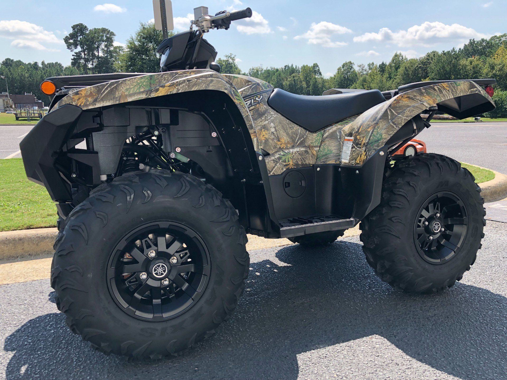 2020 Yamaha Grizzly EPS in Greenville, North Carolina - Photo 6