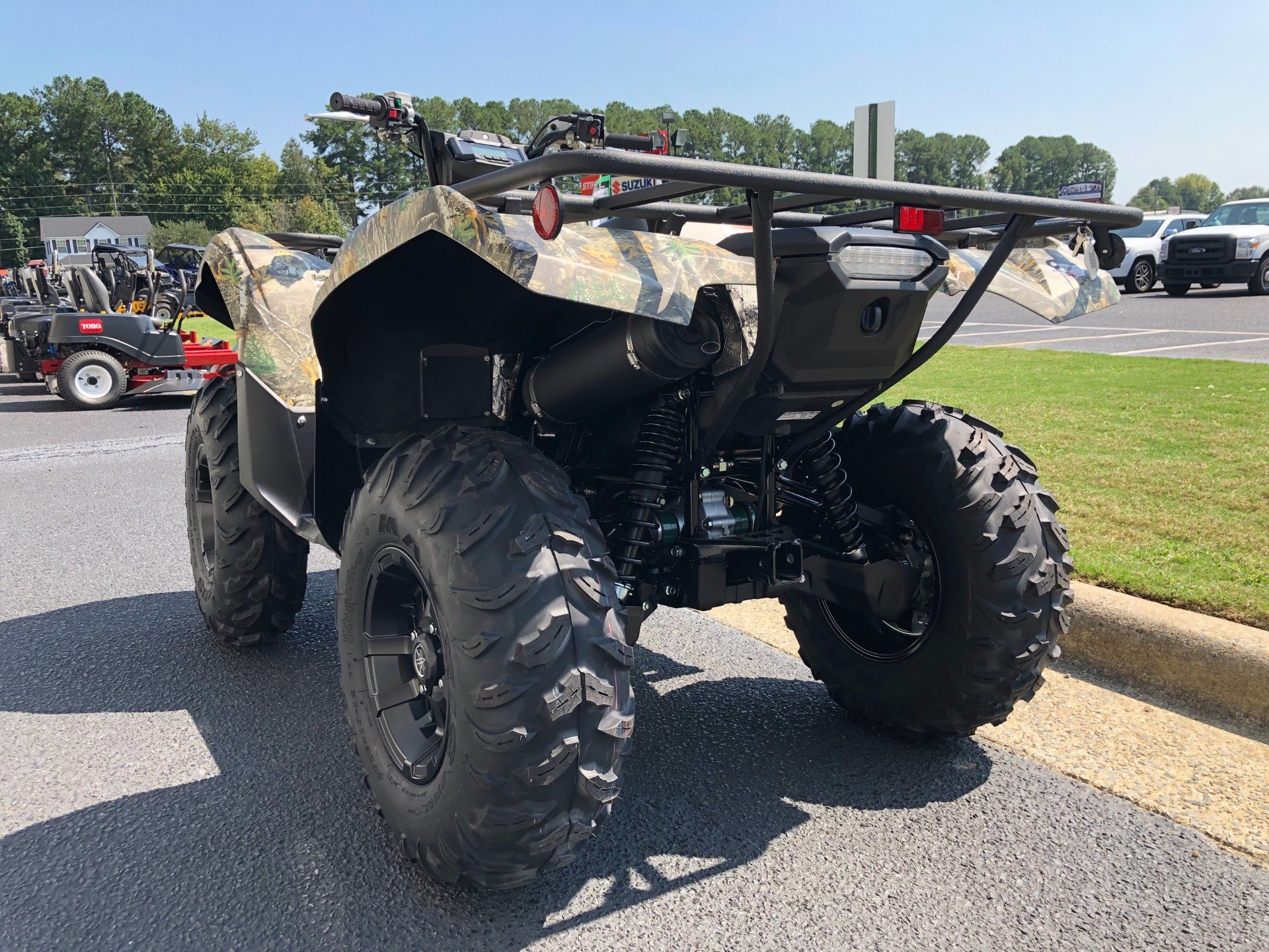 2020 Yamaha Grizzly EPS in Greenville, North Carolina - Photo 9