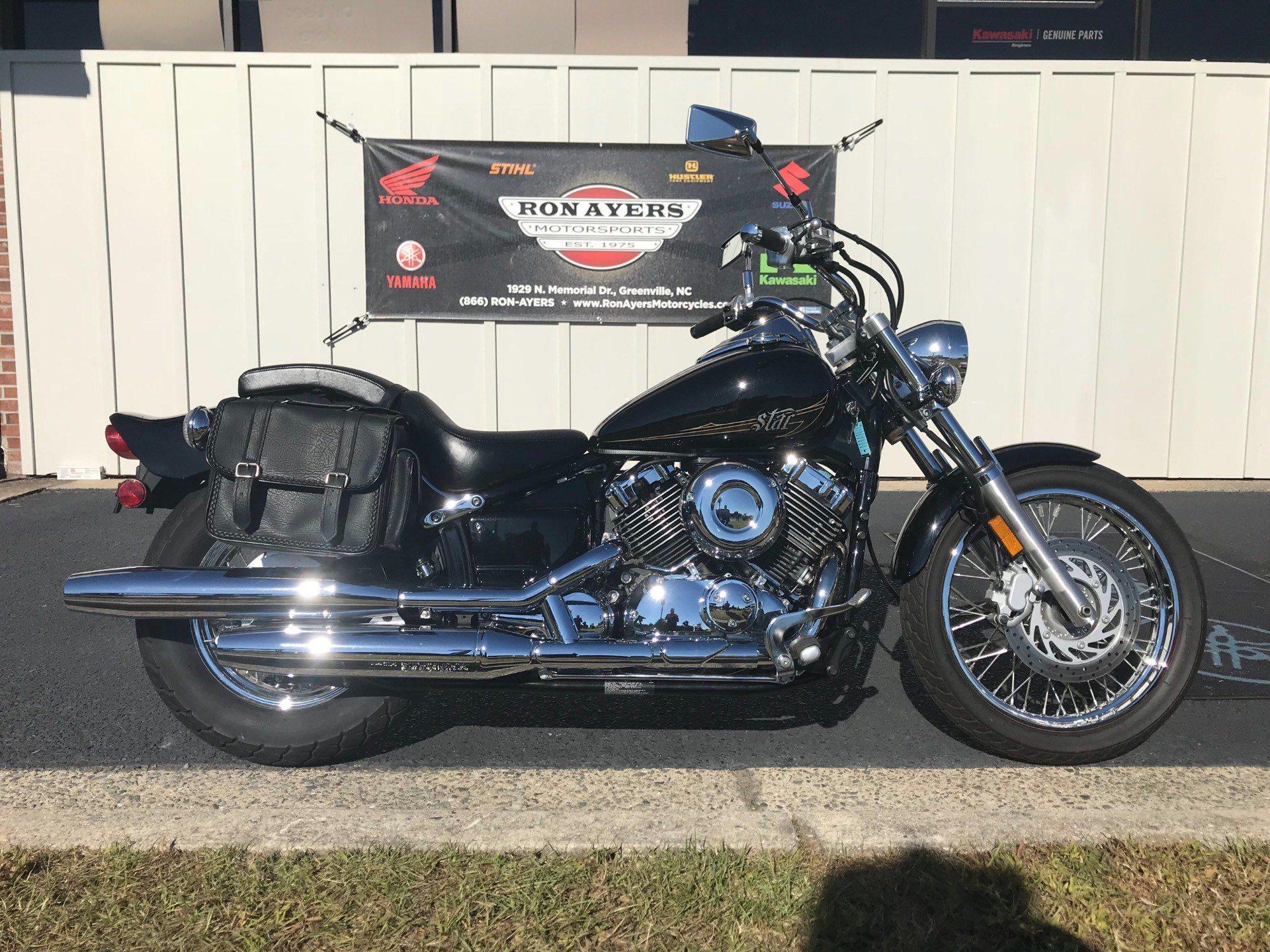 Used 2013 Yamaha V Star 650 Custom Motorcycles In Greenville Nc