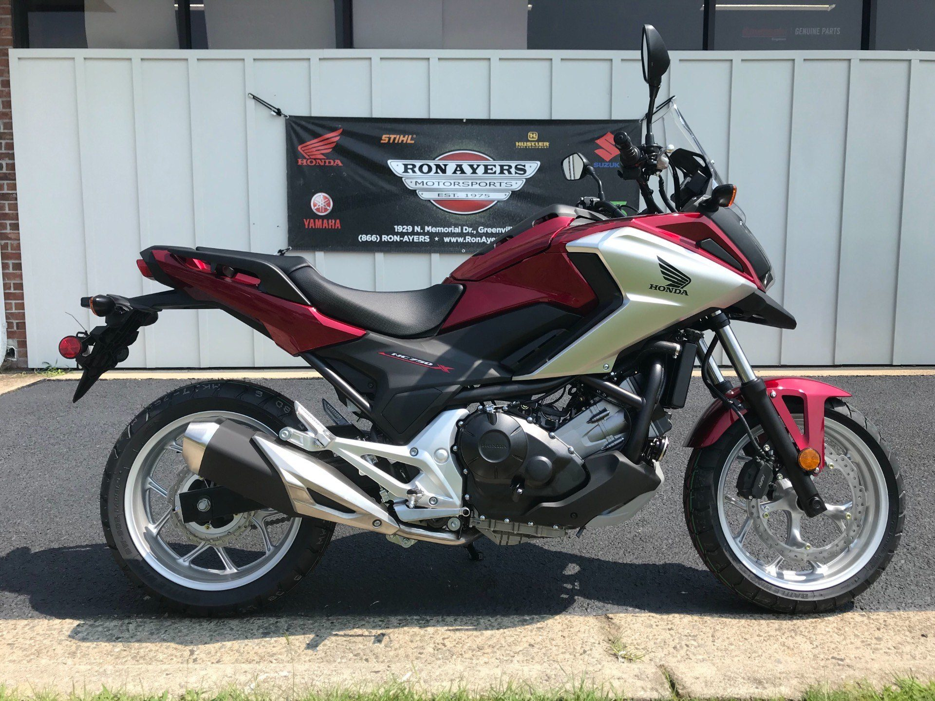 2018 Honda NC750X in Greenville, North Carolina