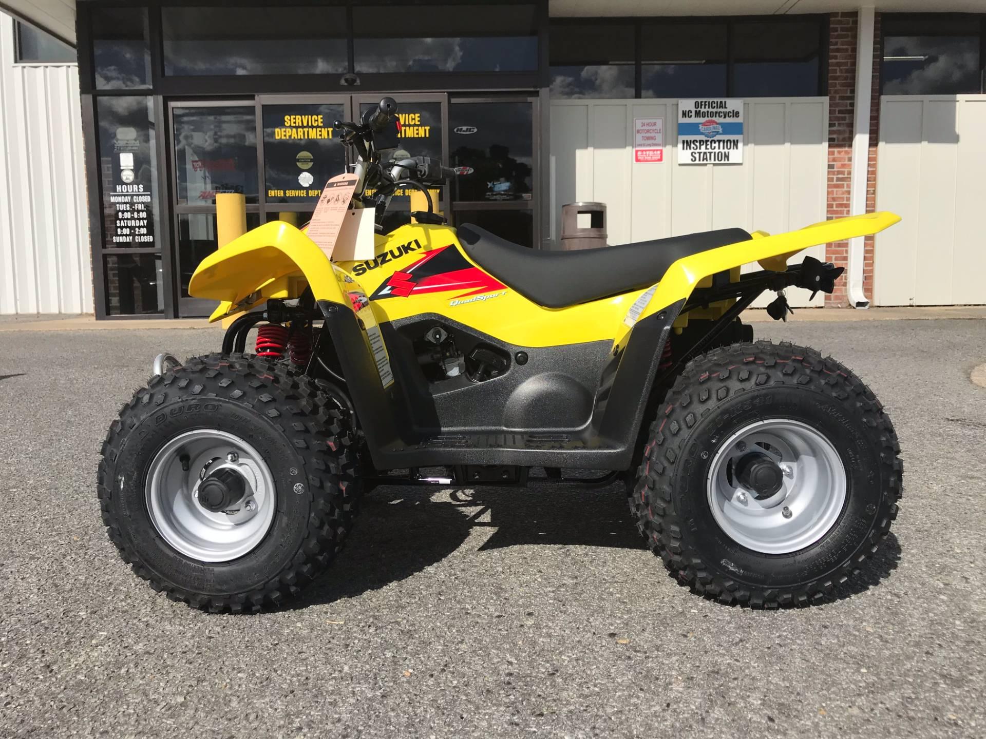 2018 Suzuki QuadSport Z50 for sale 502
