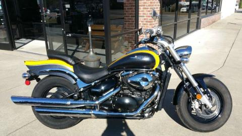 2008 Suzuki Boulevard M50 in Greenville, North Carolina