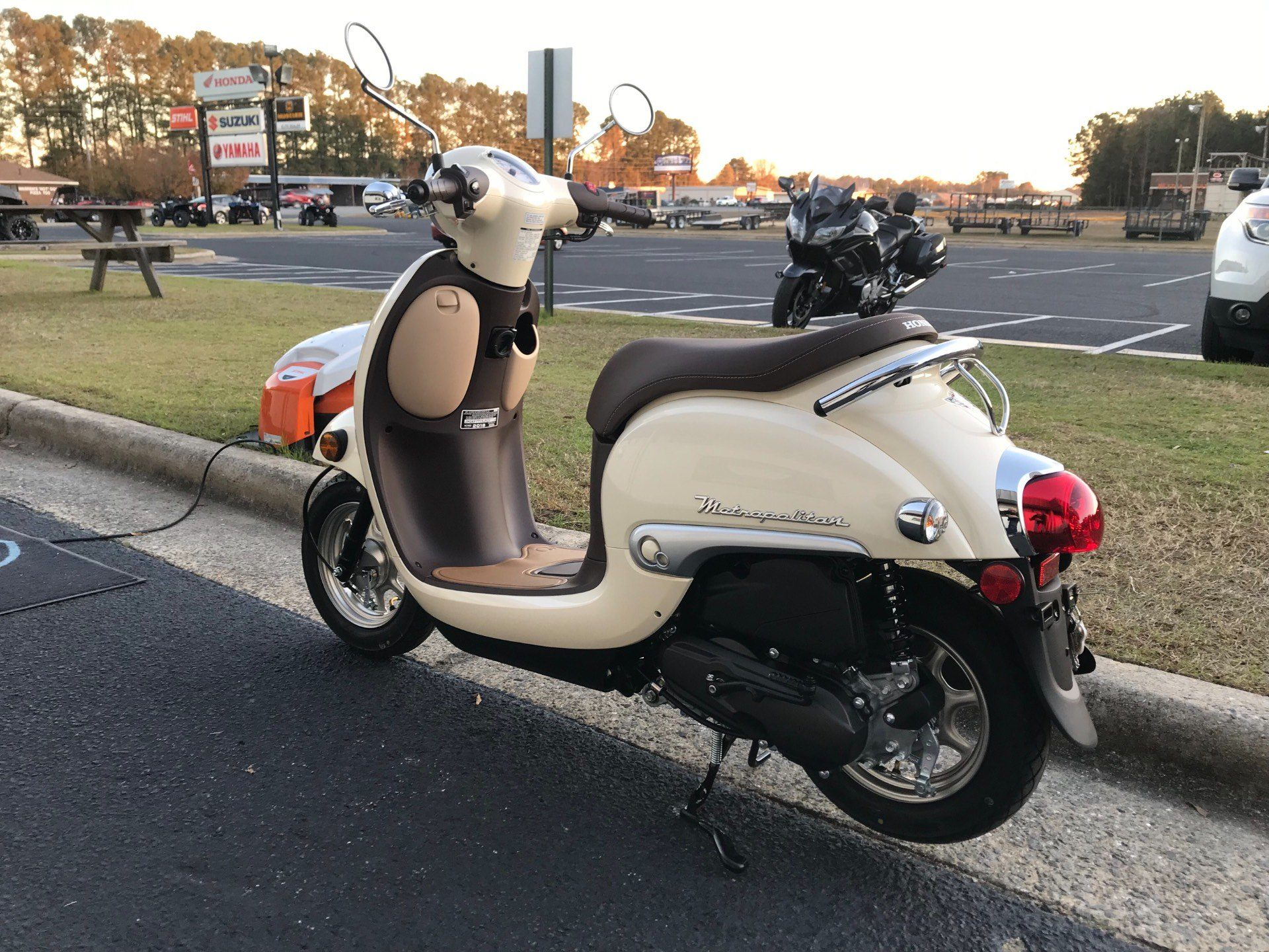 2018 Honda Metropolitan in Greenville, North Carolina - Photo 7