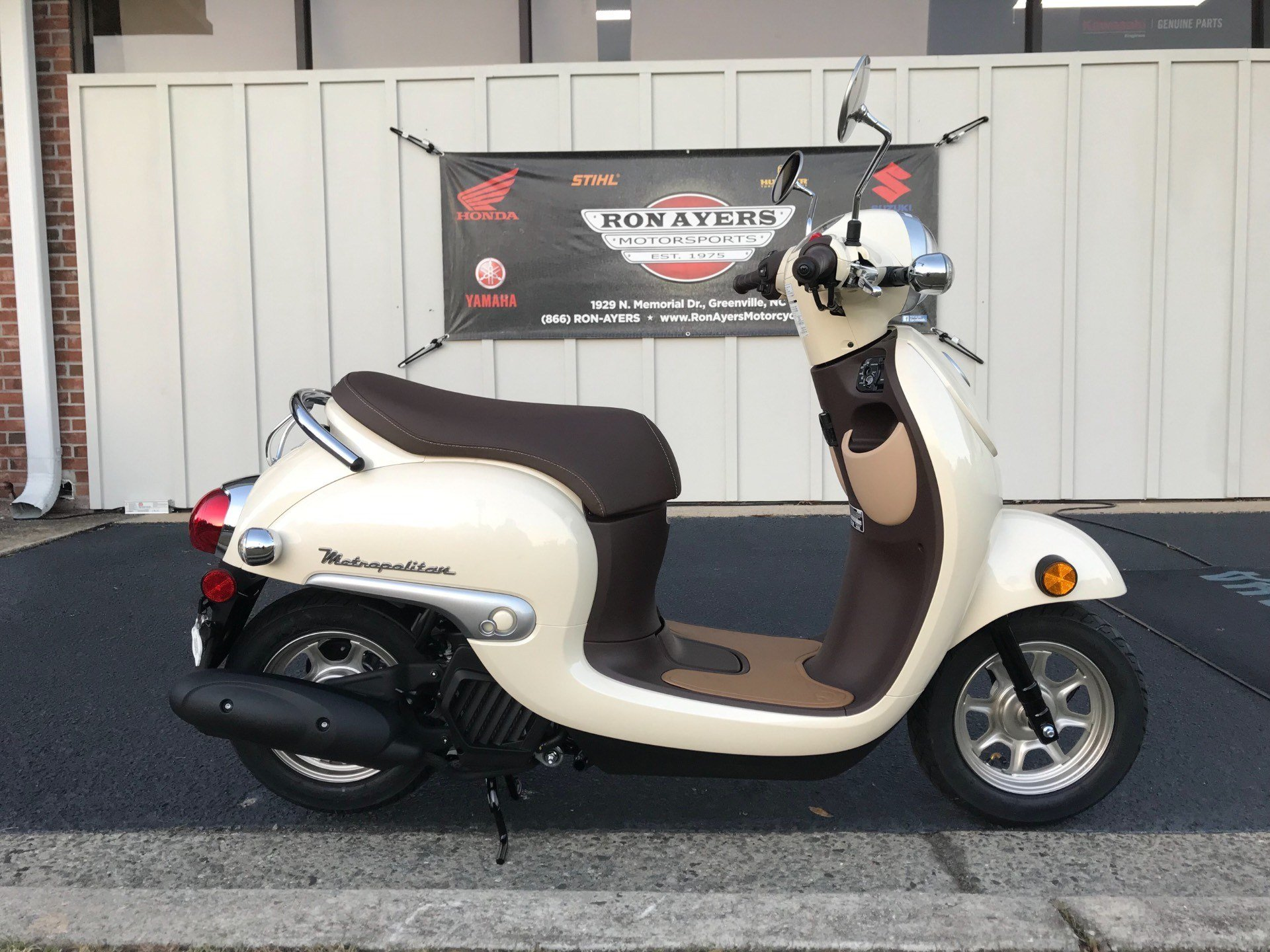 2018 Honda Metropolitan in Greenville, North Carolina - Photo 25
