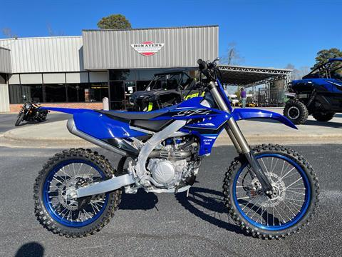 2021 Yamaha YZ450F in Greenville, North Carolina - Photo 1