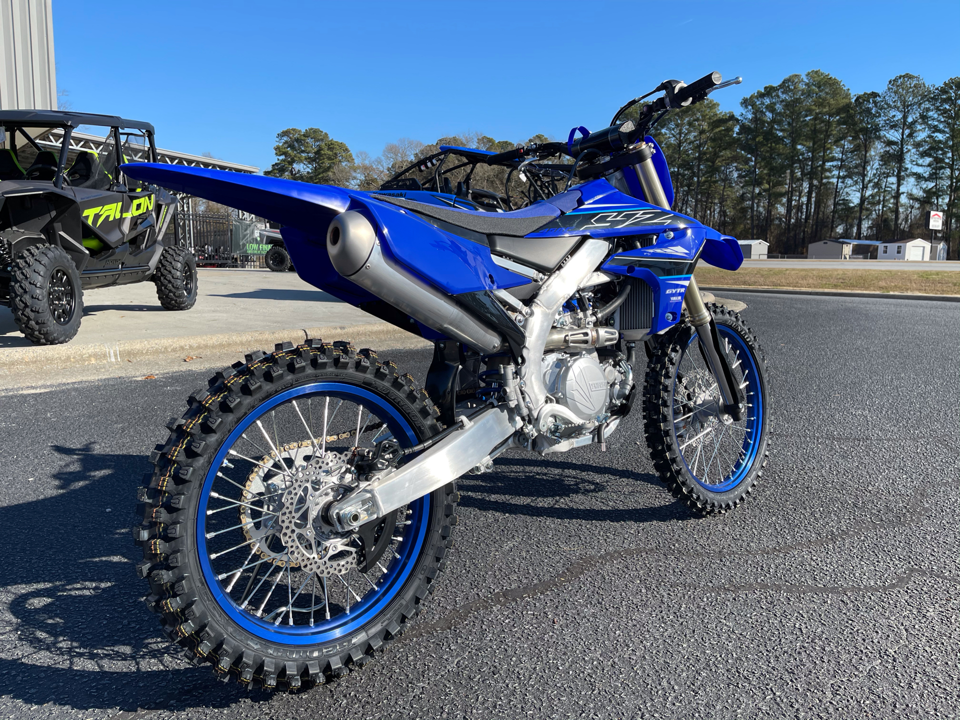 2021 Yamaha YZ450F in Greenville, North Carolina - Photo 8