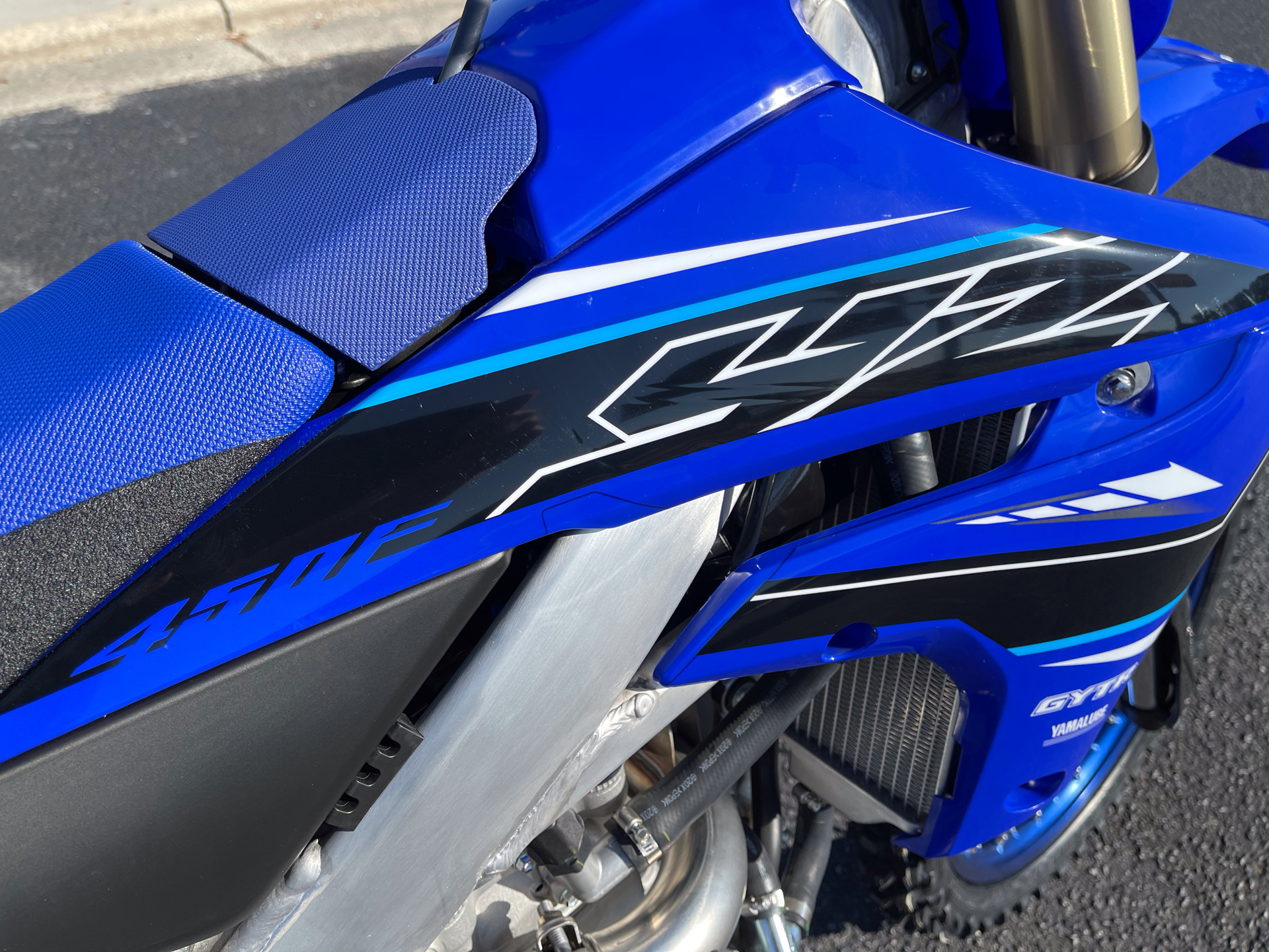 2021 Yamaha YZ450F in Greenville, North Carolina - Photo 12