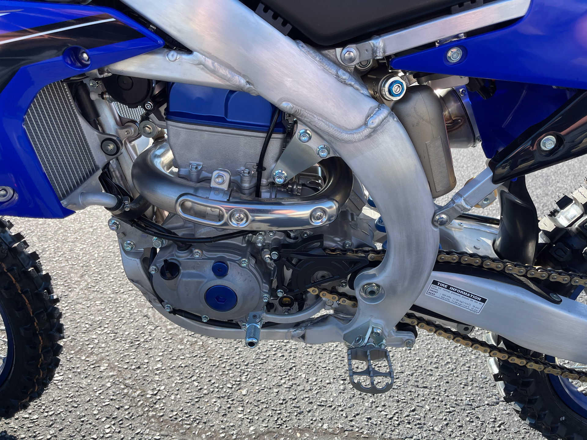 2021 Yamaha YZ450F in Greenville, North Carolina - Photo 14