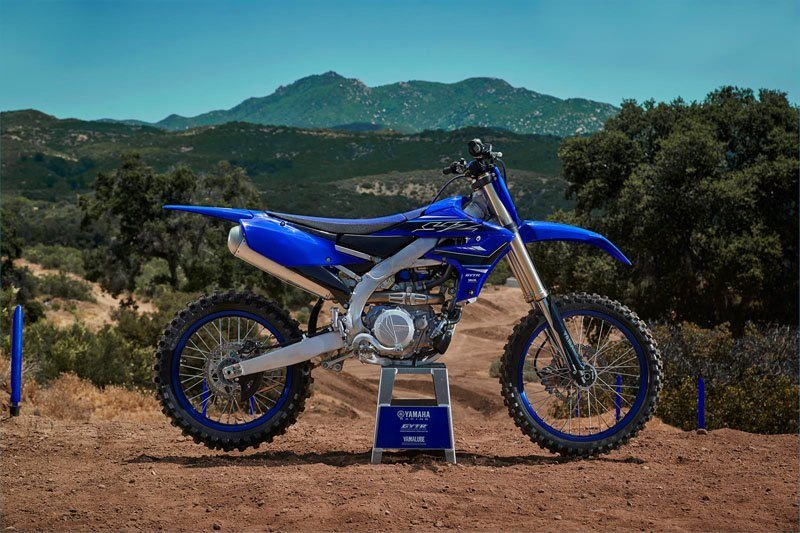 2021 Yamaha YZ450F in Greenville, North Carolina - Photo 28