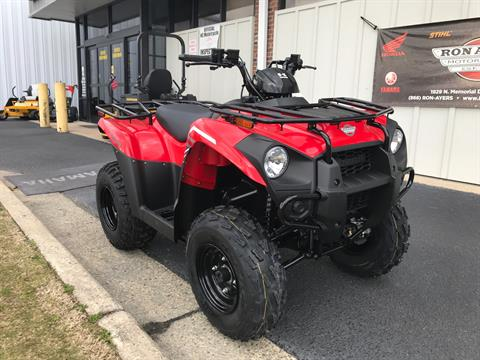2020 Kawasaki Brute Force 300 in Greenville, North Carolina - Photo 3