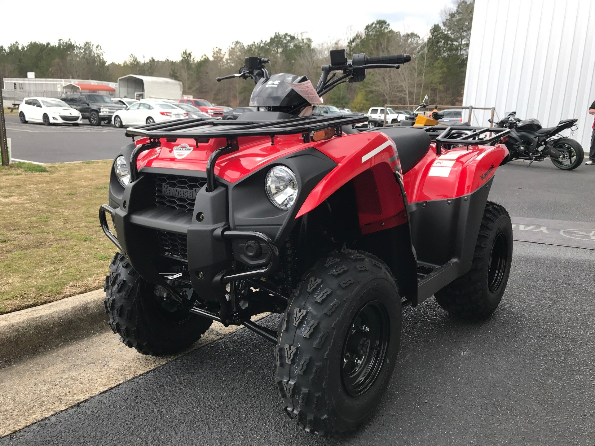 2020 Kawasaki Brute Force 300 in Greenville, North Carolina - Photo 5