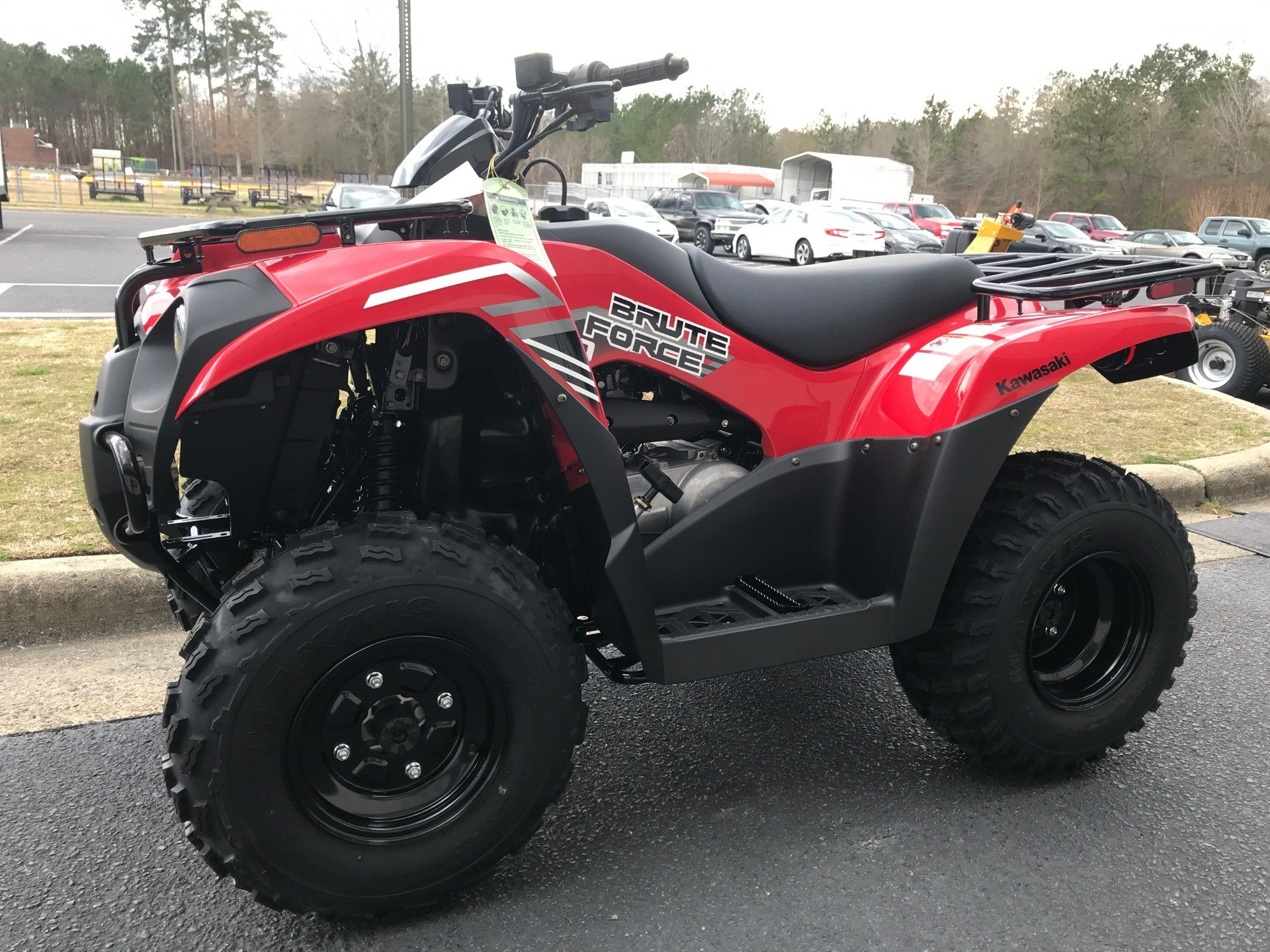 2020 Kawasaki Brute Force 300 in Greenville, North Carolina - Photo 6