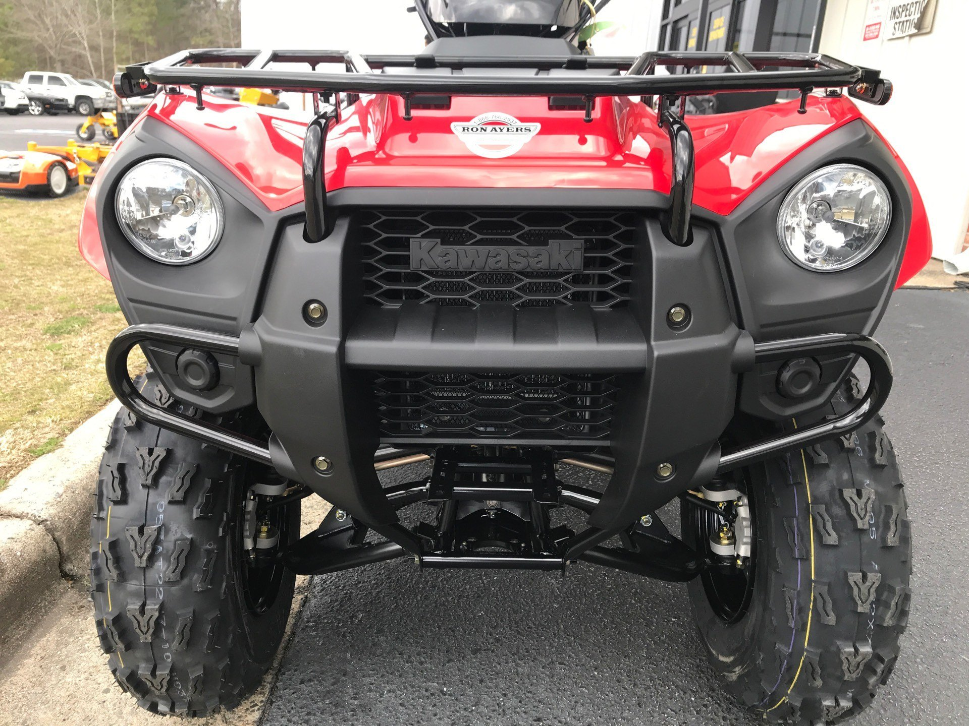 2020 Kawasaki Brute Force 300 in Greenville, North Carolina - Photo 12