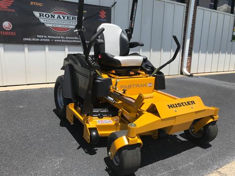 2020 Hustler Turf Equipment FasTrak 54 in. Kawasaki 23 hp in Greenville, North Carolina - Photo 6