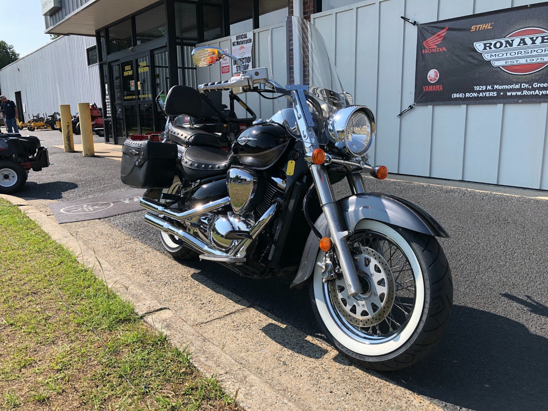 2009 Suzuki Boulevard C50T in Greenville, North Carolina - Photo 3