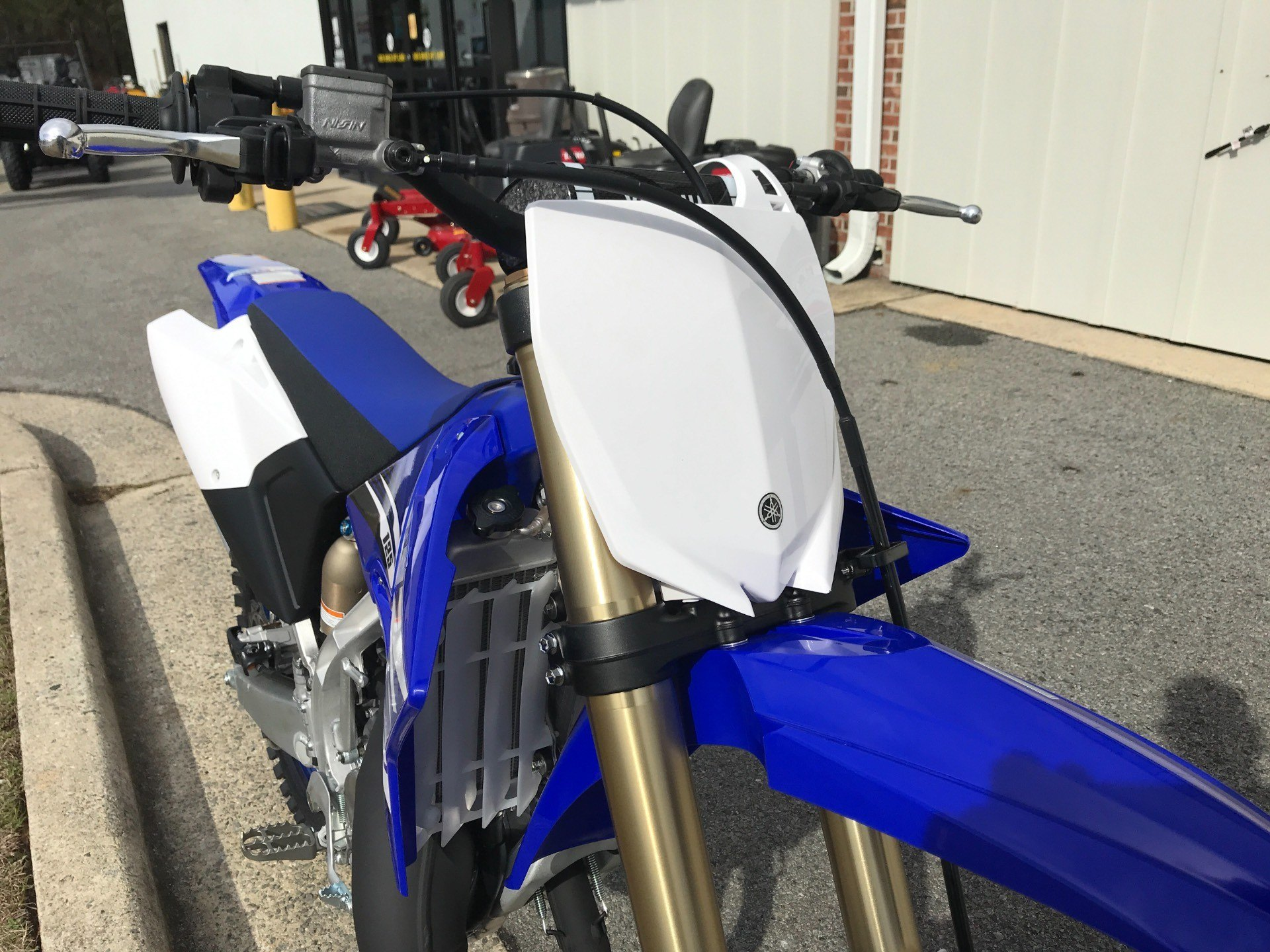 2018 Yamaha YZ125 in Greenville, North Carolina
