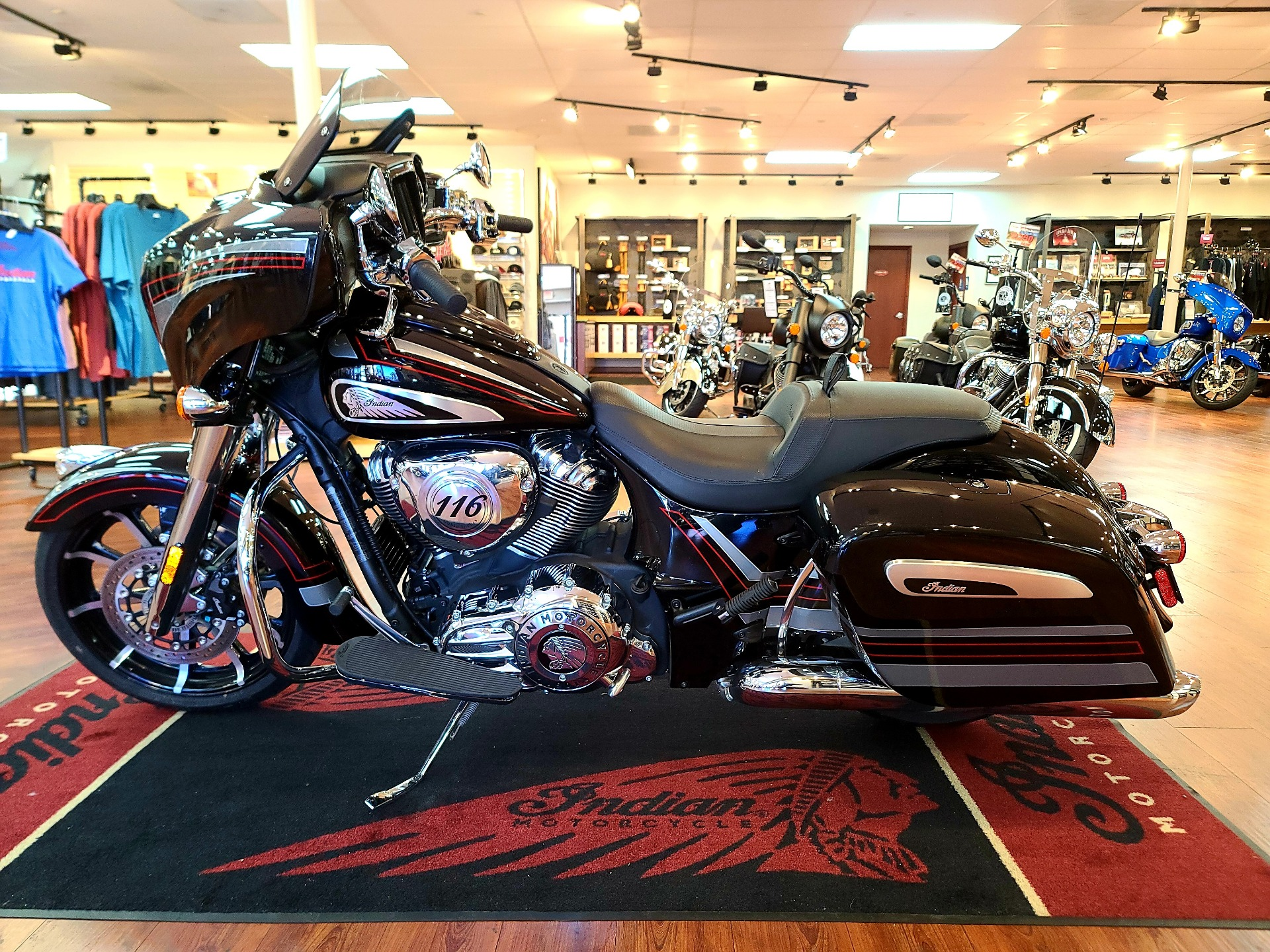 2020 Indian Chieftain® Limited in EL Cajon, California - Photo 5