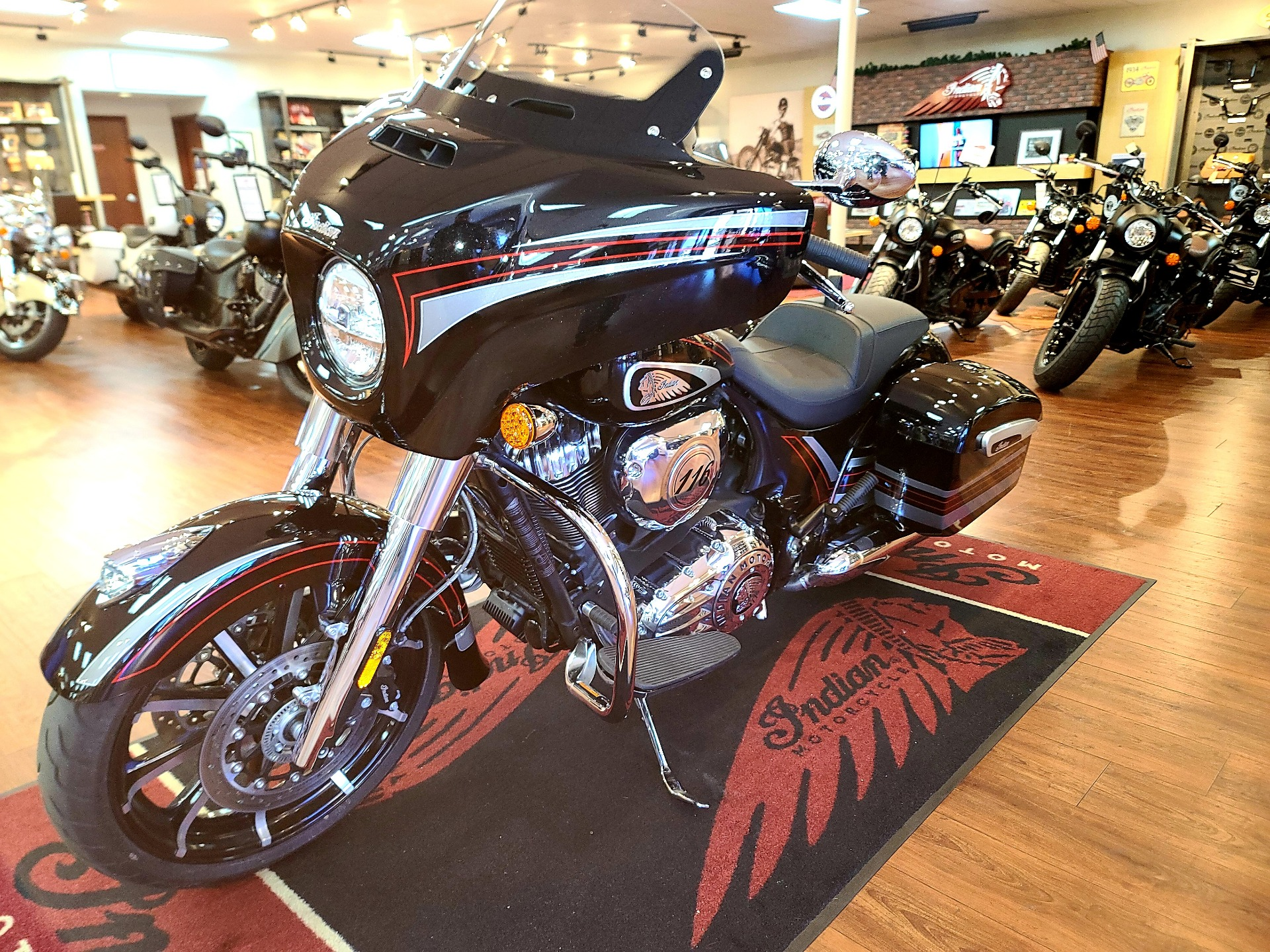 2020 Indian Chieftain® Limited in EL Cajon, California - Photo 6