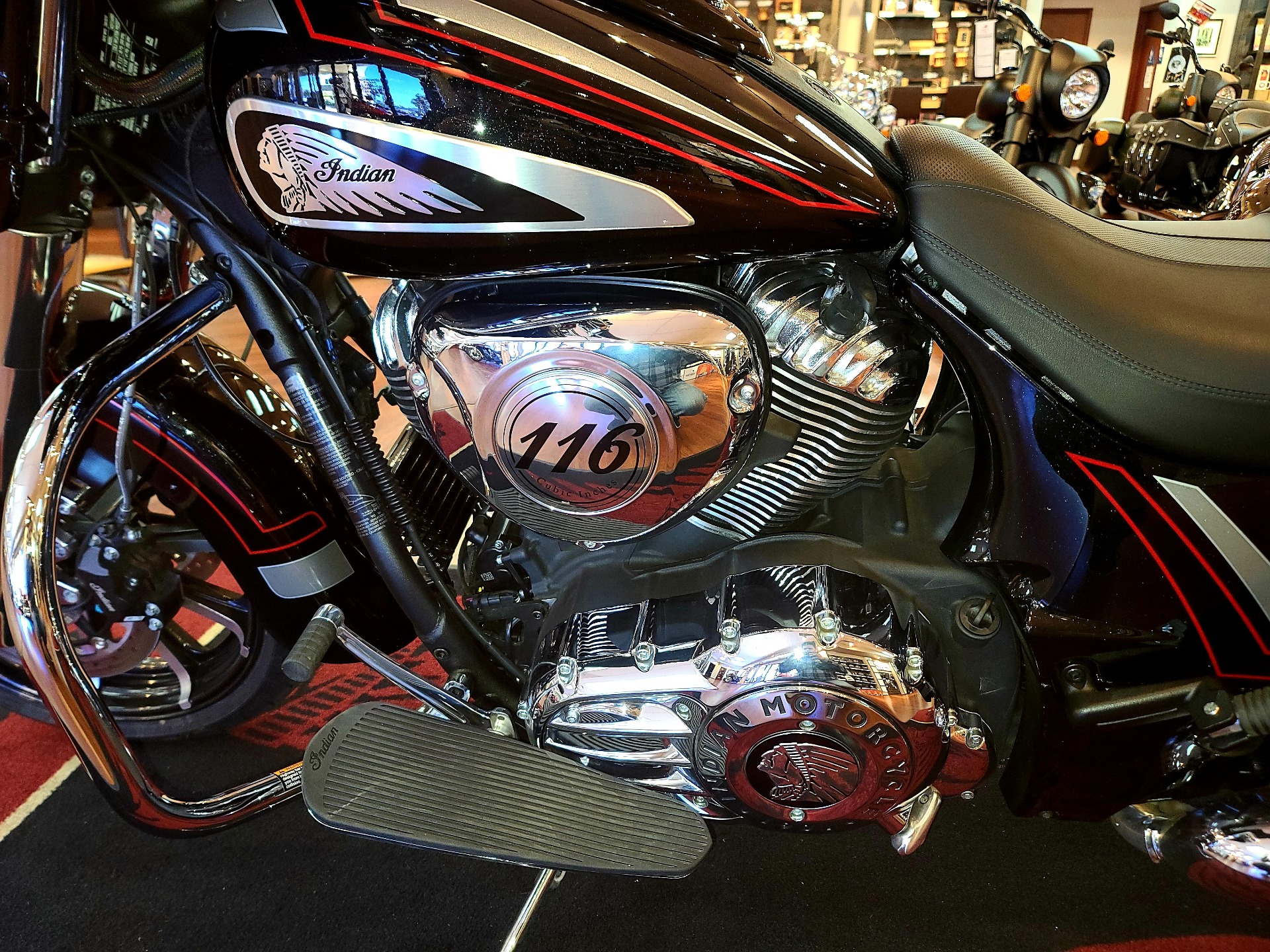 2020 Indian Chieftain® Limited in EL Cajon, California - Photo 8