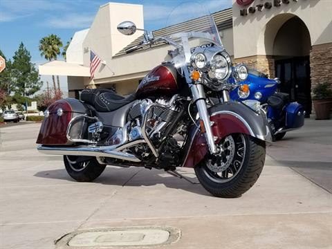 2019 Indian Springfield® ABS in EL Cajon, California - Photo 17