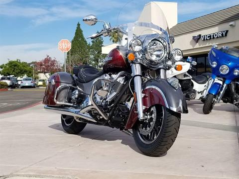 2019 Indian Springfield® ABS in EL Cajon, California - Photo 18