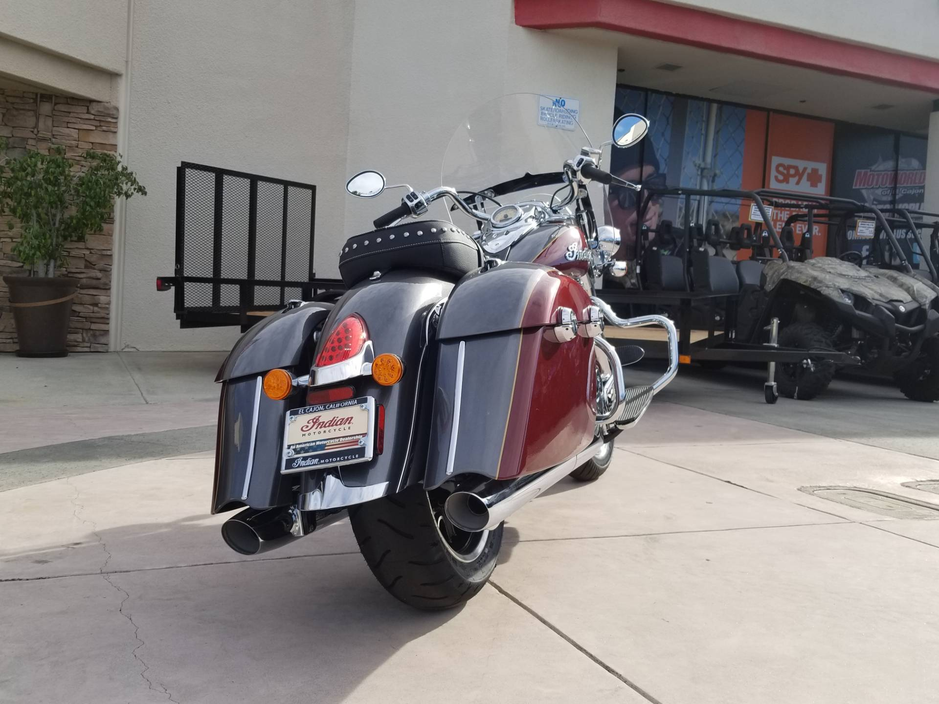 2019 Indian Springfield® ABS in EL Cajon, California - Photo 25