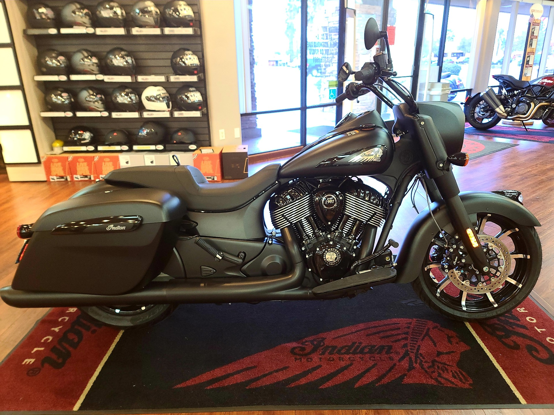2021 Indian Springfield® Dark Horse® in EL Cajon, California - Photo 2