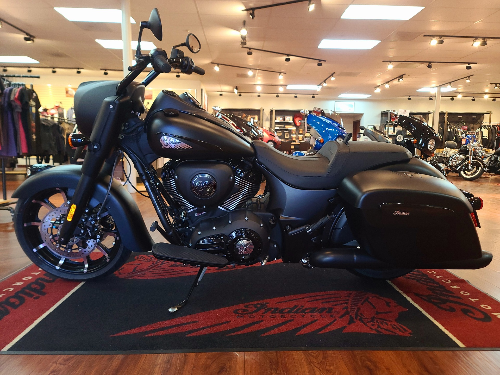 2021 Indian Springfield® Dark Horse® in EL Cajon, California - Photo 6