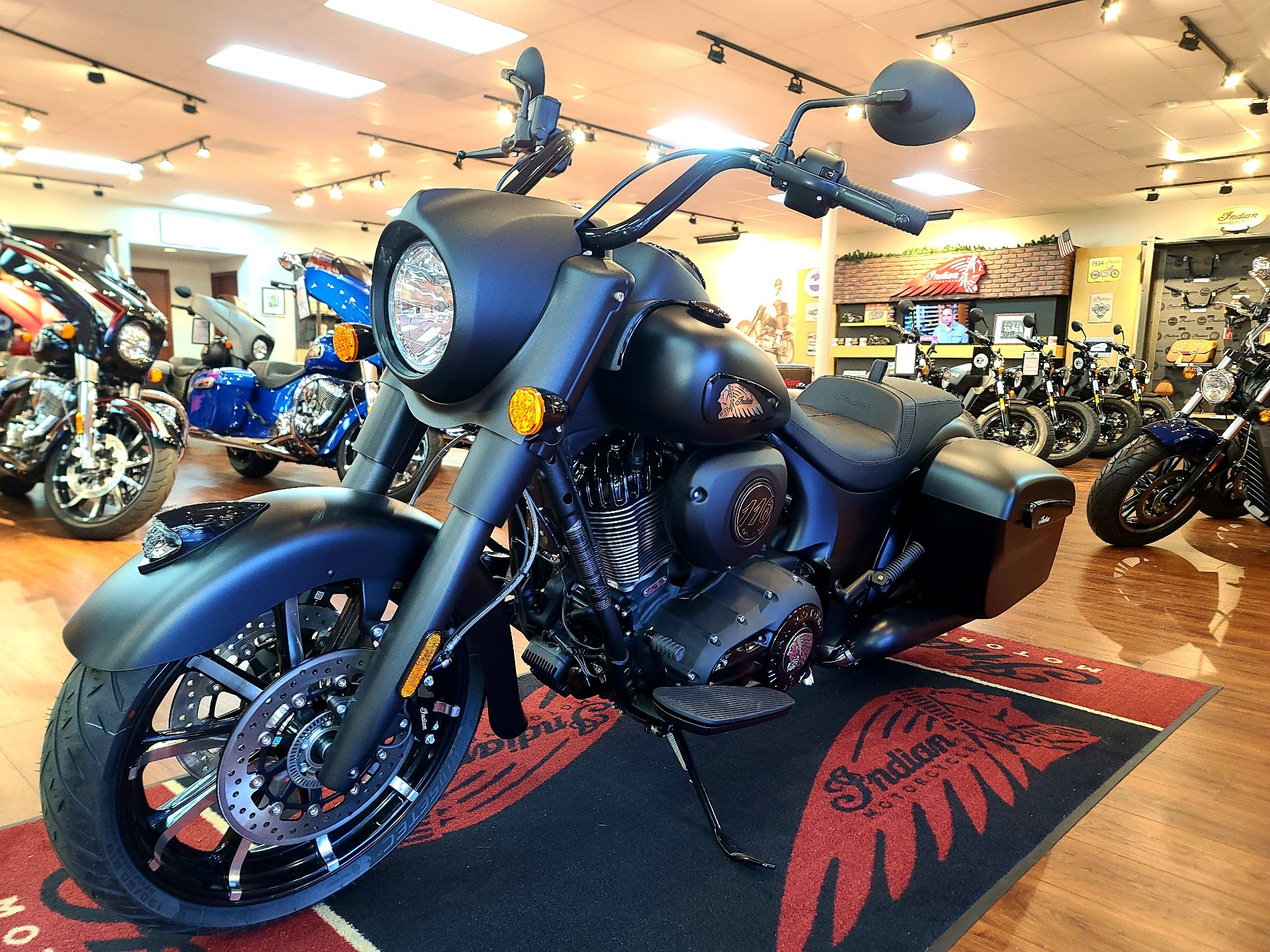 2021 Indian Springfield® Dark Horse® in EL Cajon, California - Photo 7