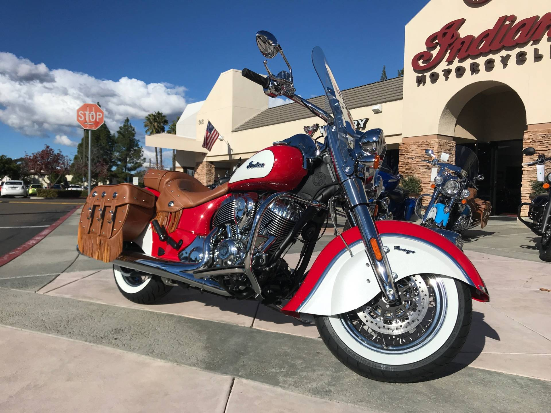 2019 Indian Chief® Vintage Icon Series in EL Cajon, California - Photo 3