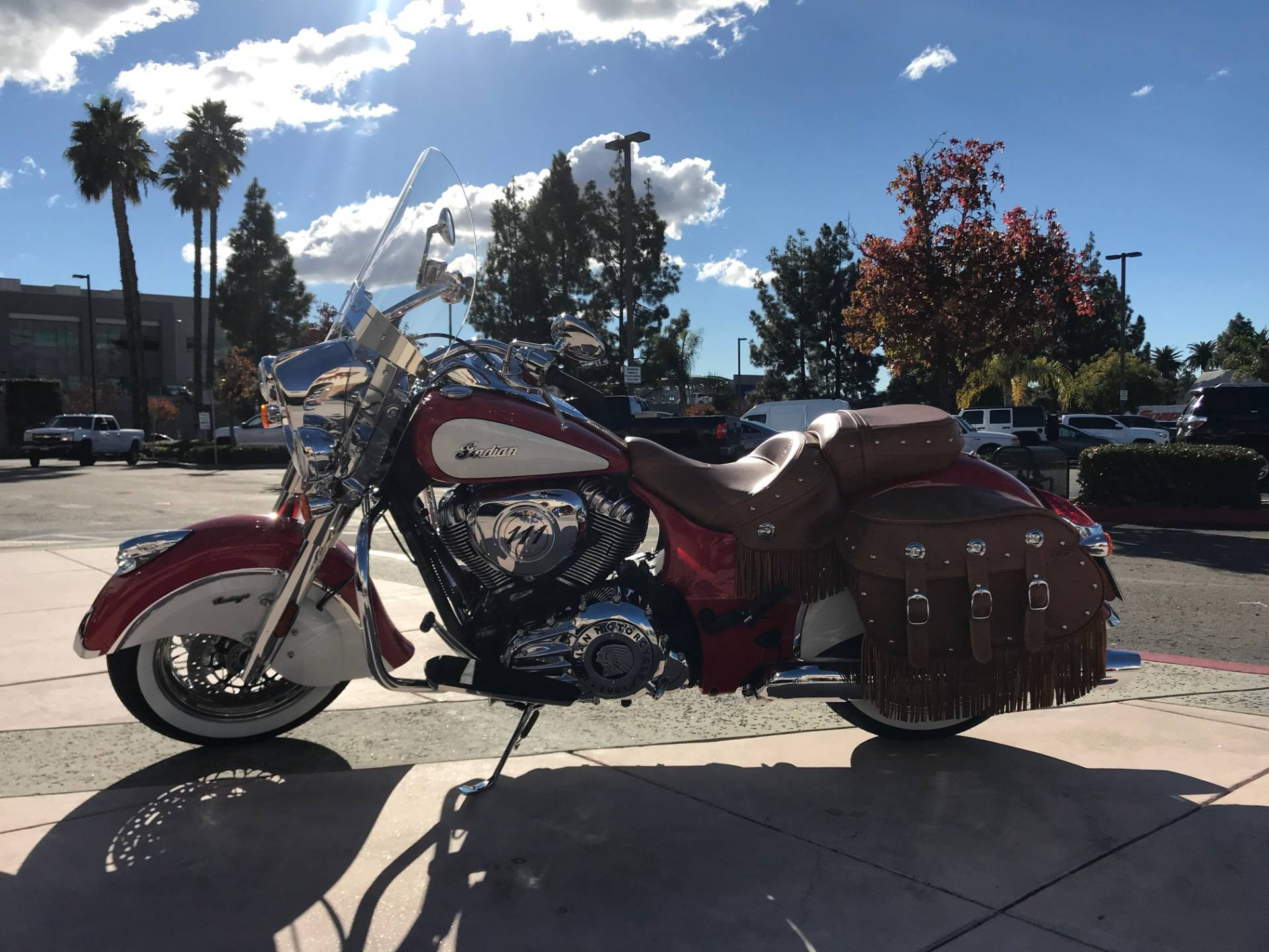 2019 Indian Chief® Vintage Icon Series in EL Cajon, California - Photo 6