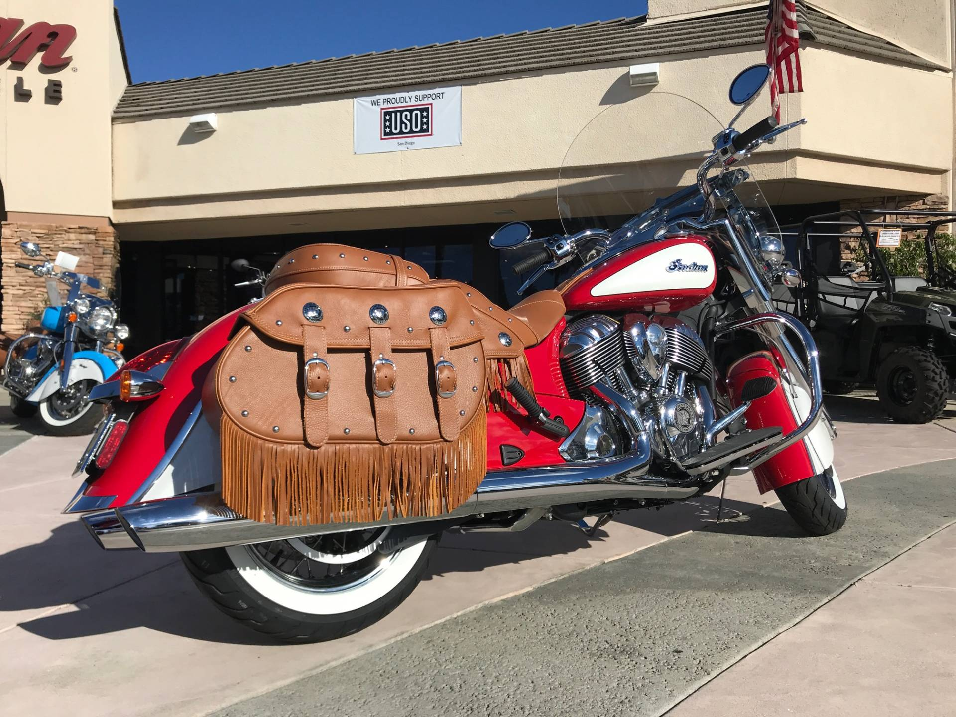 2019 Indian Chief® Vintage Icon Series in EL Cajon, California - Photo 9