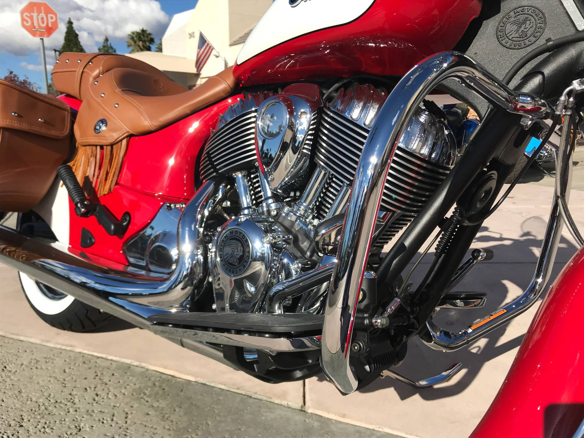 2019 Indian Chief® Vintage Icon Series in EL Cajon, California - Photo 17