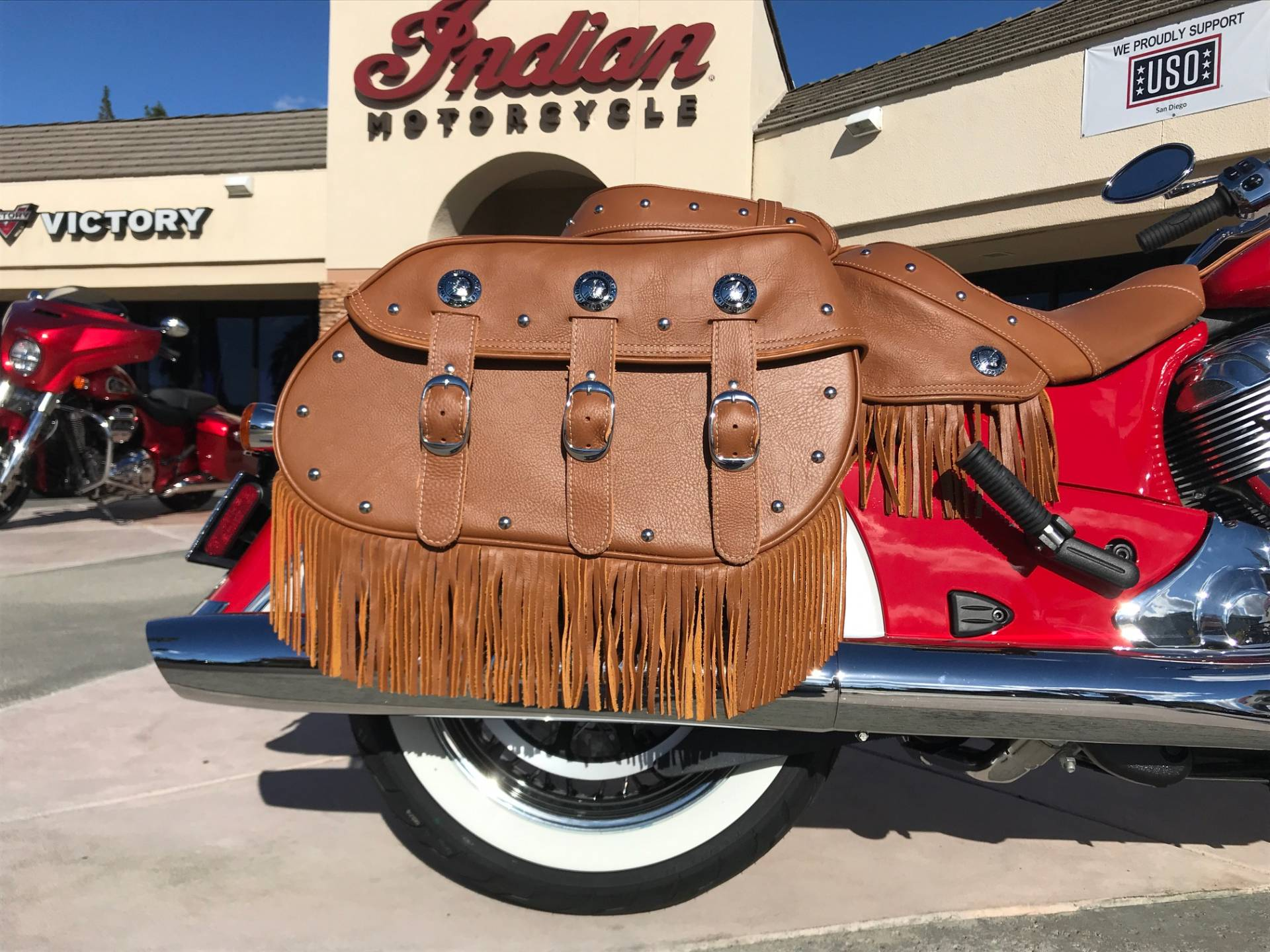 2019 Indian Chief® Vintage Icon Series in EL Cajon, California - Photo 11